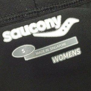 Saucony~Capri~Running~Zip Pocket~Activewear~Yoga~